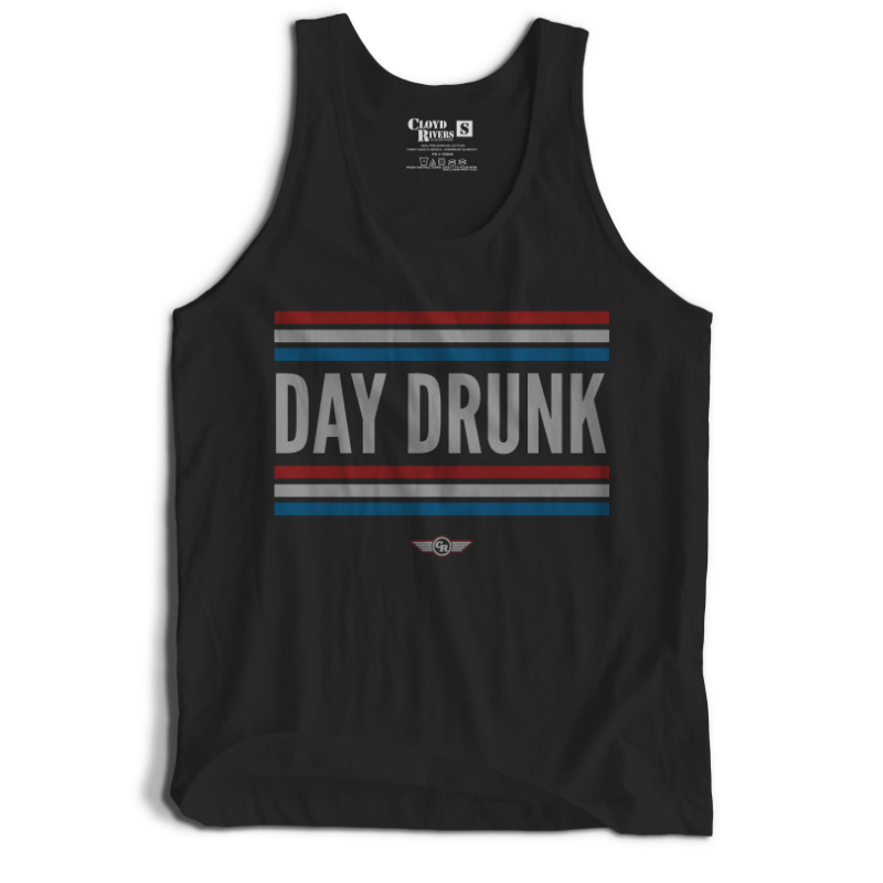 Tank Top - Day Drunk