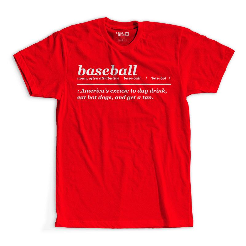 T-Shirt - Baseball