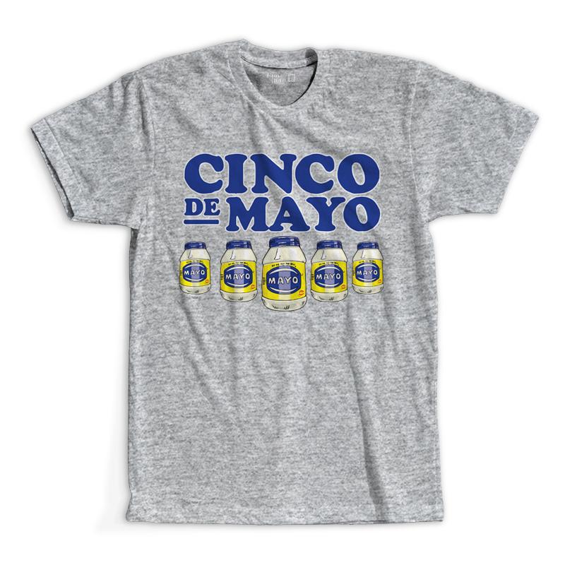 T-Shirt - Cinco de Mayo
