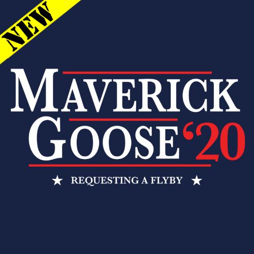 T-Shirt - Maverick Goose 2020