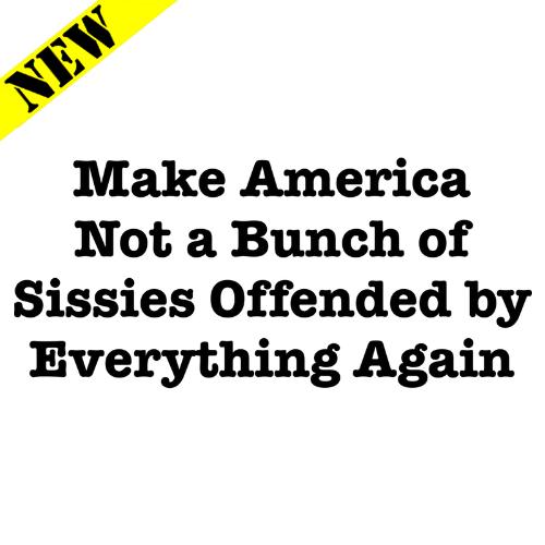 T-Shirt - Make America