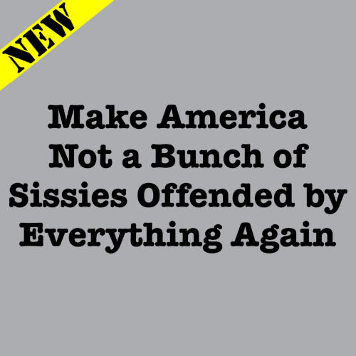 T-Shirt - Make America PB-SV-623321CR