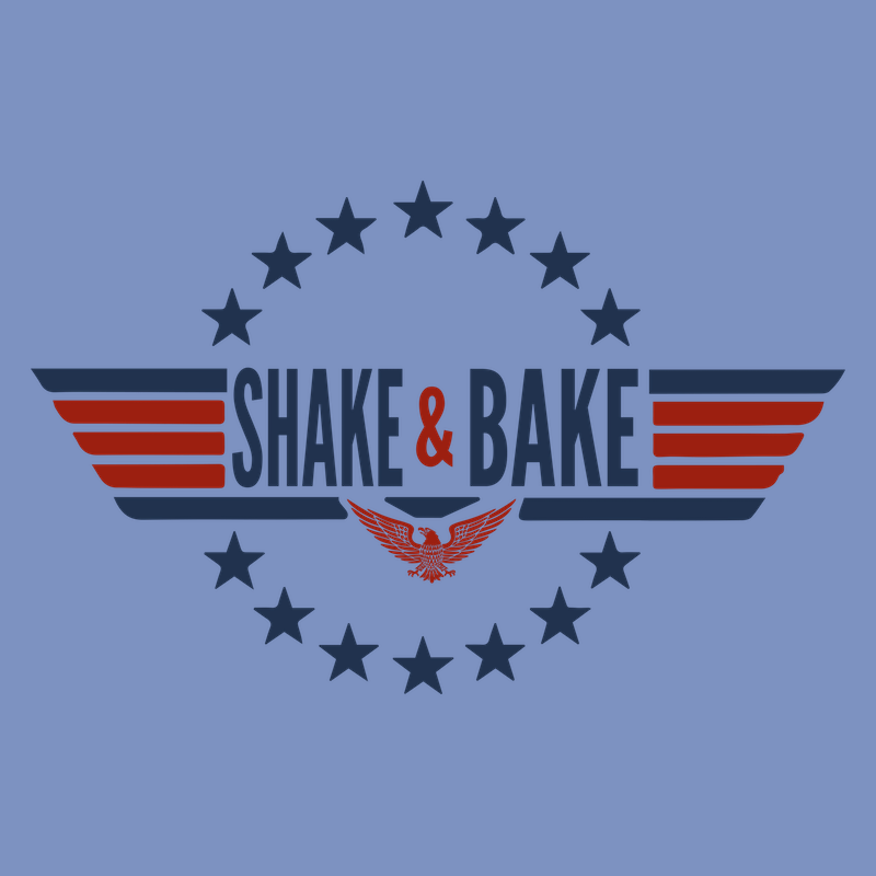 T-Shirt - Shake and Bake
