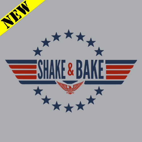 T-Shirt - Shake and Bake PB-SV-652513CR