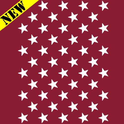 T-Shirt - 50 Stars