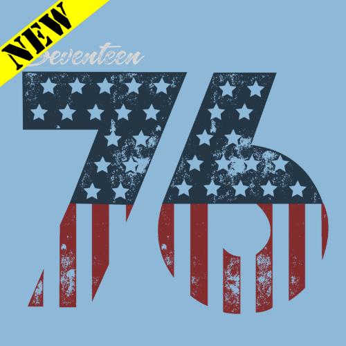T-Shirt - Seventeen 76 PB-SV-656144CR