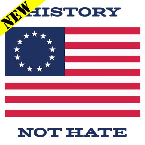 T-Shirt - Betsy Ross Flag