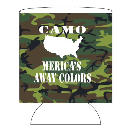 EoY Koozie - Merica's Away Colors 00269