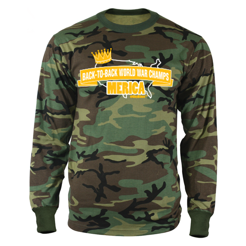 T-Shirt - World War Champs (Long Sleeve)