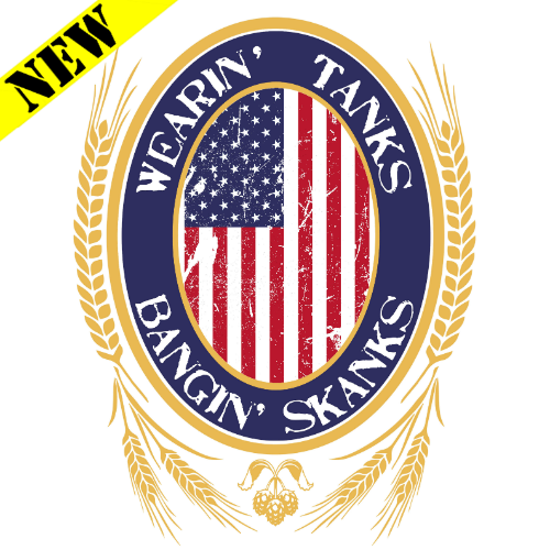 Tank Top - Wearin' Tanks and Bangin' Skanks 00373
