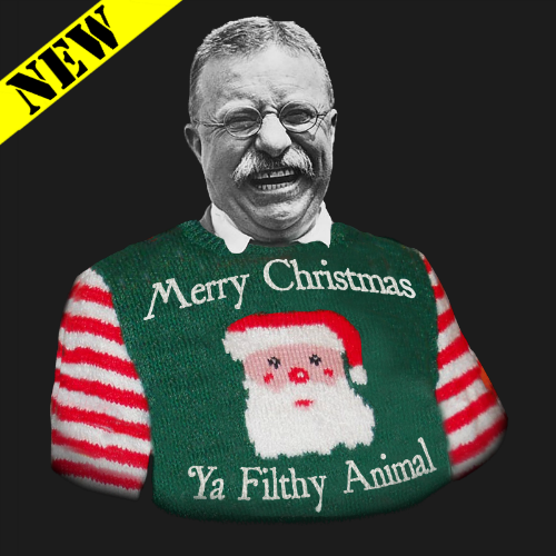 $10 T-Shirt - Merry Christmas Ya Filthy Animal 00936