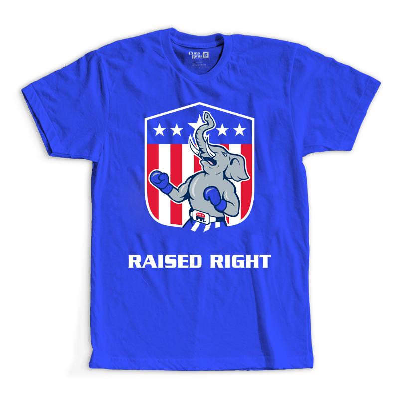T-Shirt - Raised Right
