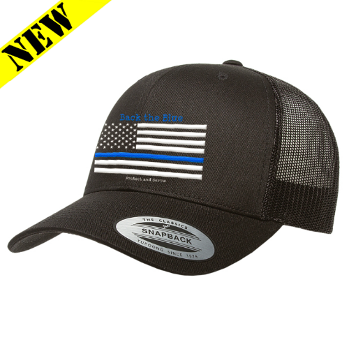 Hat - Back the Blue 10034