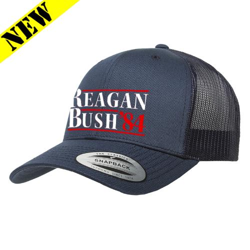 Hat - Reagan Bush '84 11263