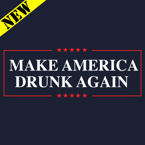 Tank Top - Make America Drunk Again 11277