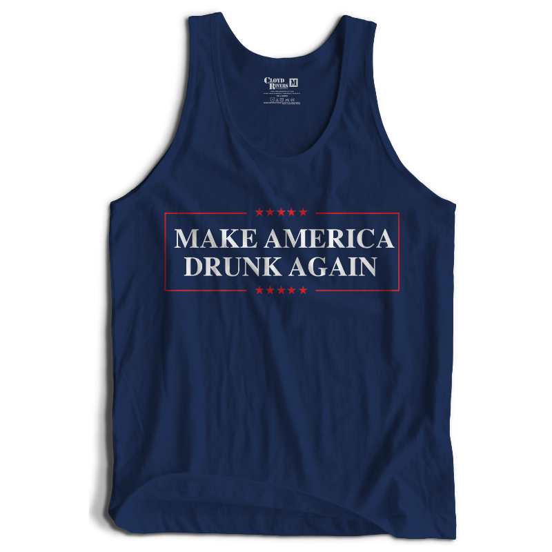 Tank Top - Make America Drunk Again