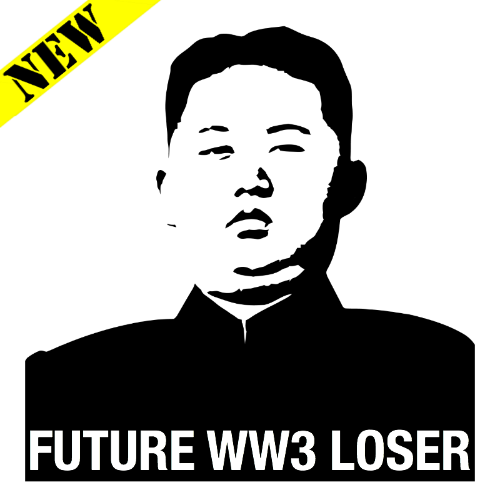 T-Shirt - Future WW3 Loser 11949