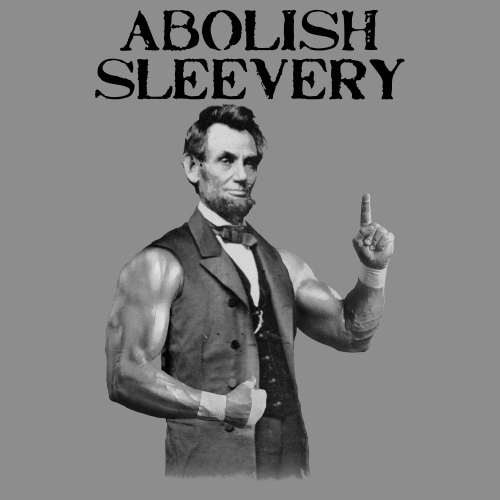 Tank Top - Abolish Sleevery 00366