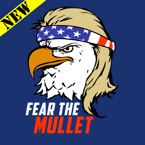 Tank Top - Eagle Mullet 11931