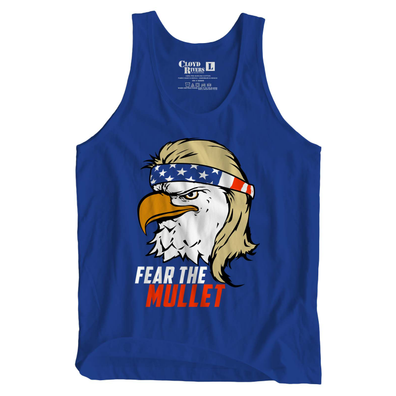 Tank Top - Eagle Mullet