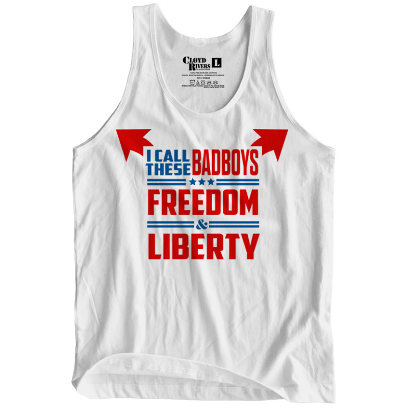 Tank Top - Freedom and Liberty