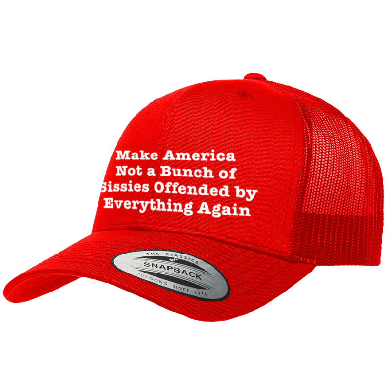 Hat - Make America (Red)