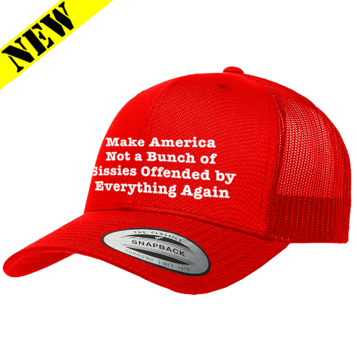 Hat - Make America (Red) 11970