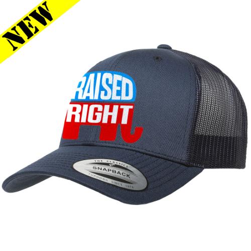 Hat - Raised Right 14212