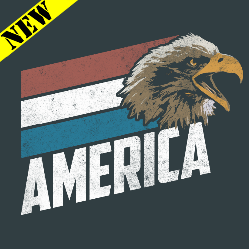 T-Shirt - Screamin' Eagle 14206