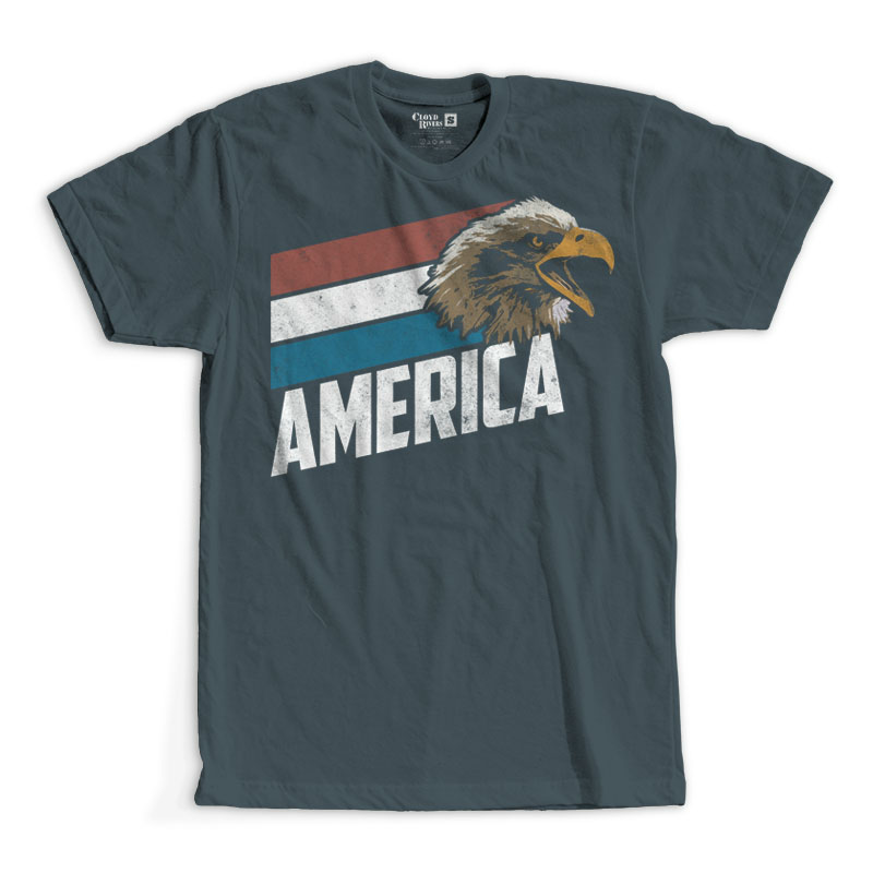 T-Shirt - Screamin' Eagle