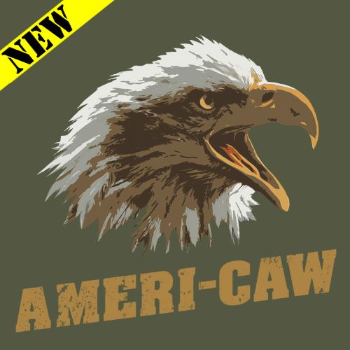 Hoodie - Ameri-CAW PB-SV-189564CR