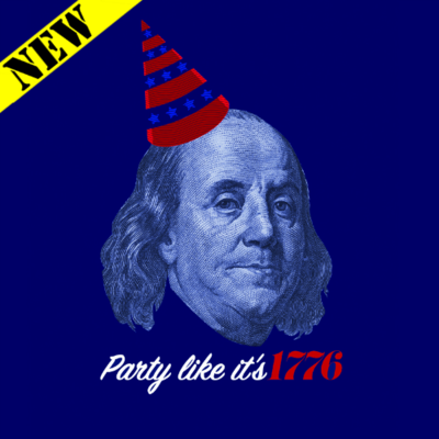 Tank Top - Party Like It's 1776