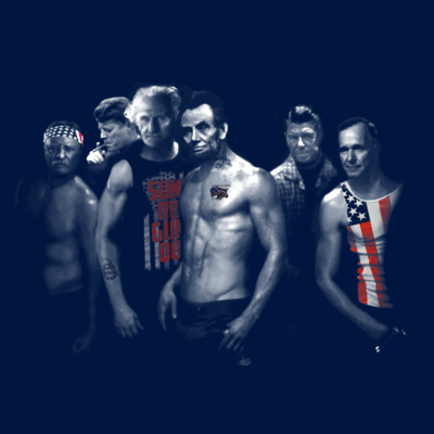 Tank Top - Presidential Fight Club