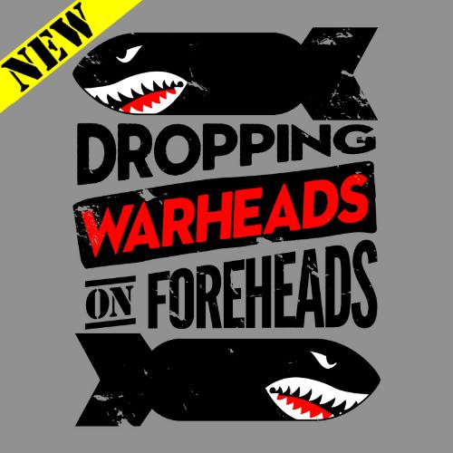 Hoodie - Warheads on Foreheads PB-SV-189532CR