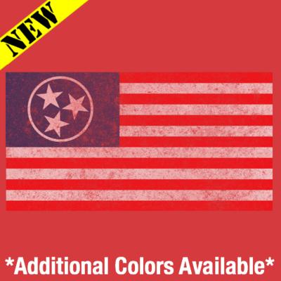 T-Shirt - TN American Flag