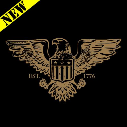 T-Shirt - Vintage Eagle 14579