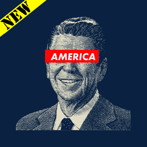 T-Shirt - Reagan America 14735