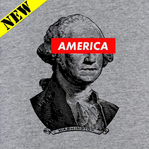 T-Shirt - Washington America 14729