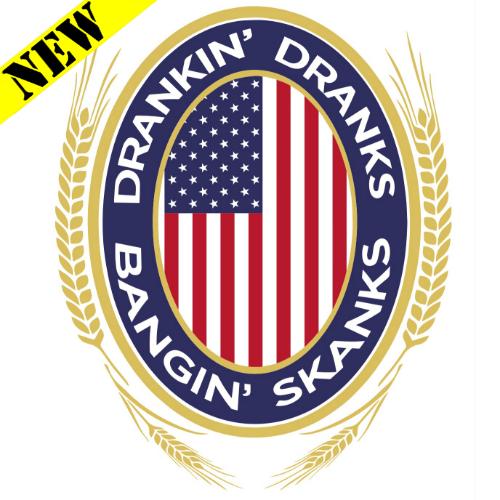 Tank Top - Drinkin' Dranks and Bangin' Skanks 10735