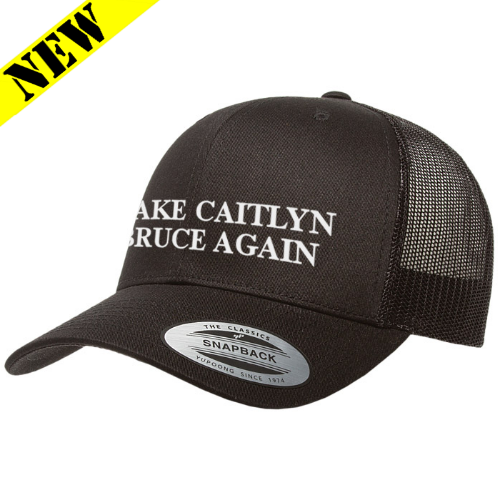 Hat - Make Caitlyn Bruce Again 14468