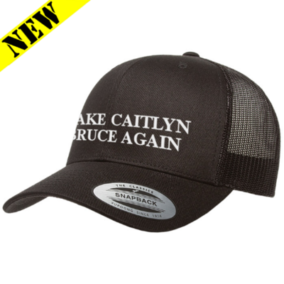 Hat - Make Caitlyn Bruce Again
