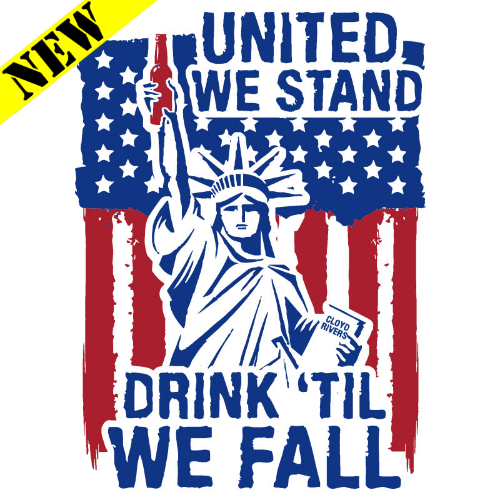 T-Shirt - United We Stand 16219