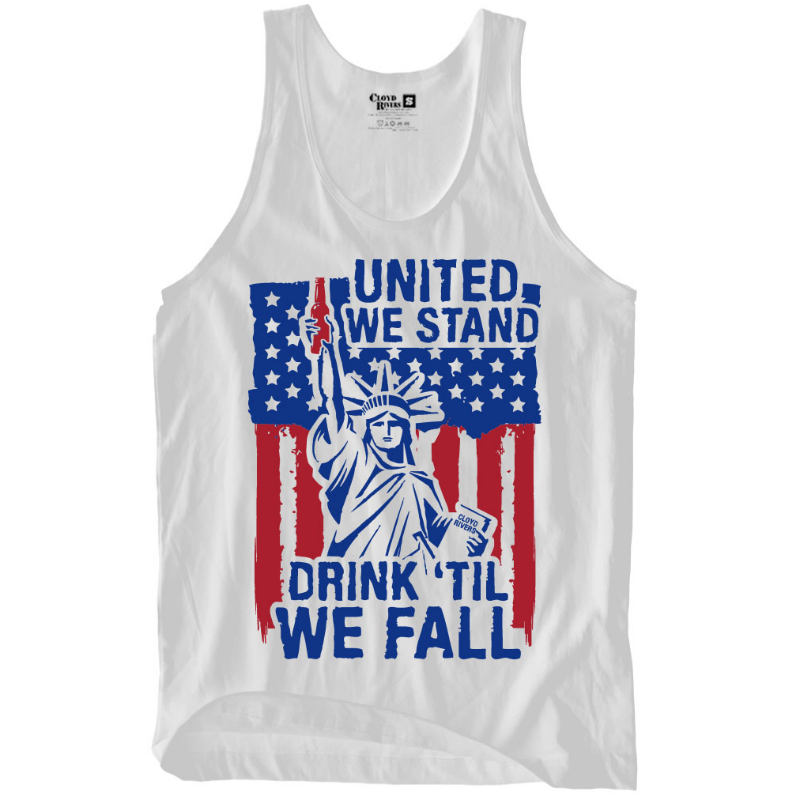 Tank Top - United We Stand