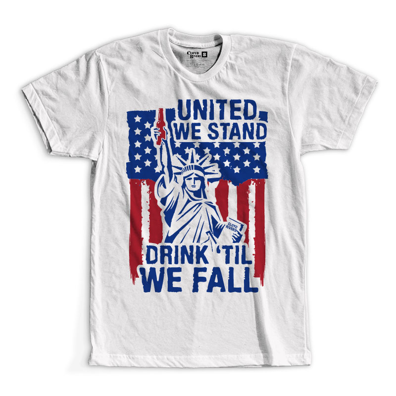 T-Shirt - United We Stand