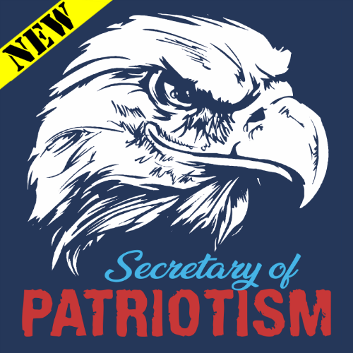 Tank Top - Secretary of Patriotism 16559