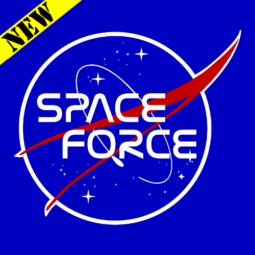 T-Shirt - Space Force 16682