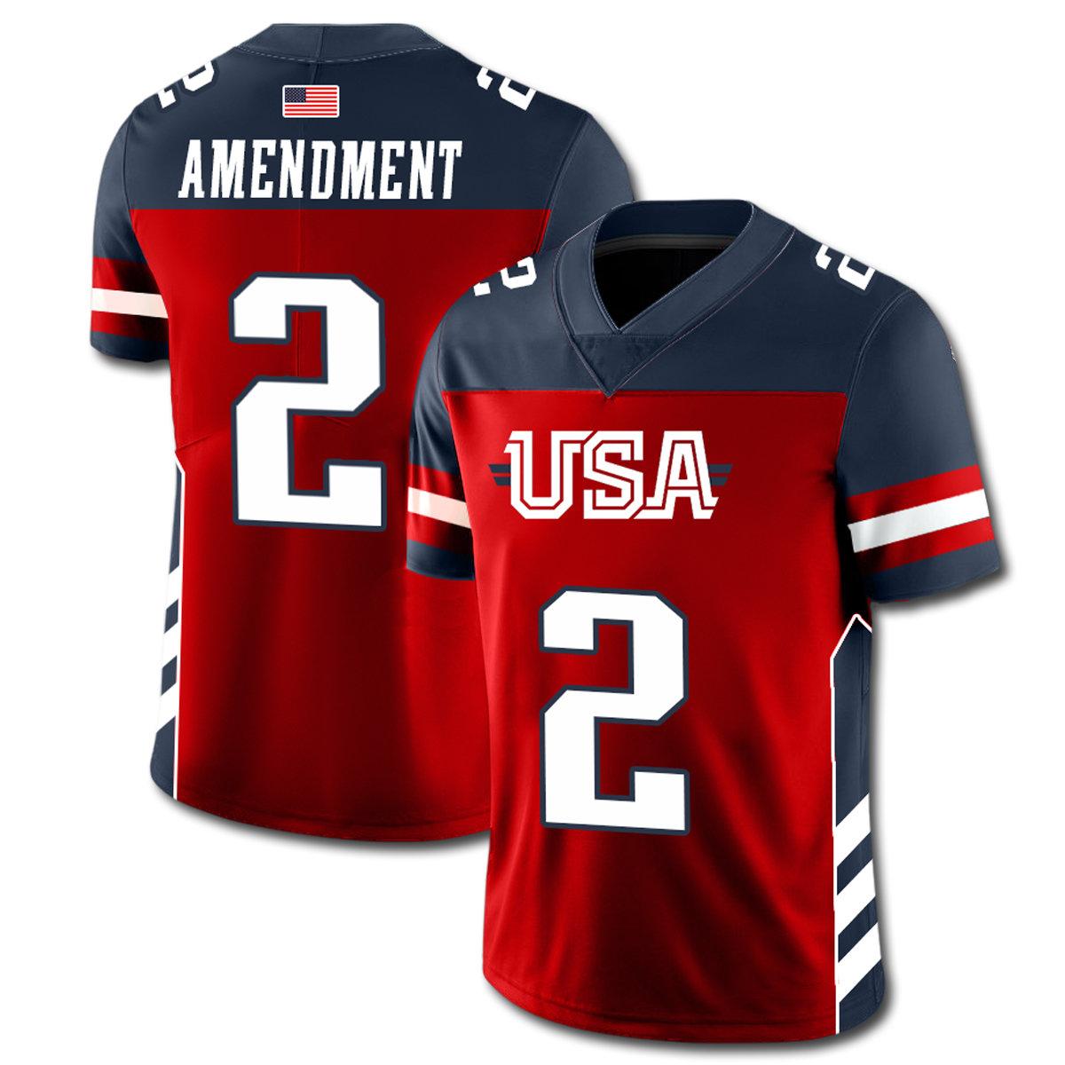 GH Football Jersey - USA #2
