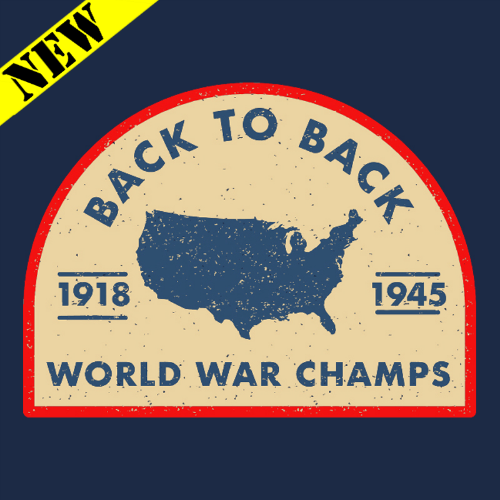 T-Shirt - W-W-C Patch PB-SV-212610CR