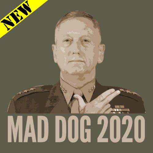 T-Shirt - MadDog 2020 PB-SV-212595CR