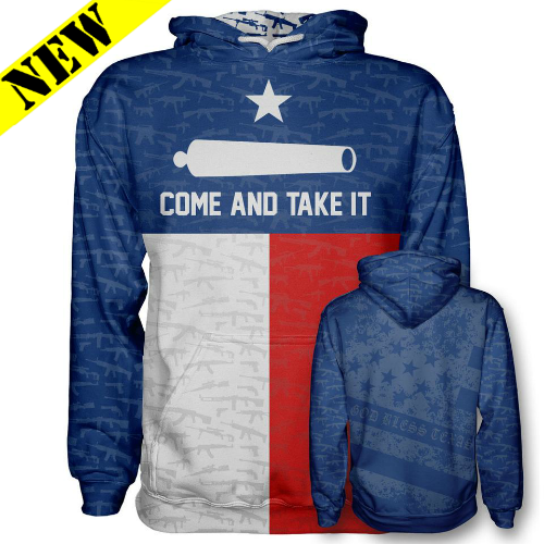 GH Hoodie - Come And Take It (Texas Edition) H-CT2-SCR